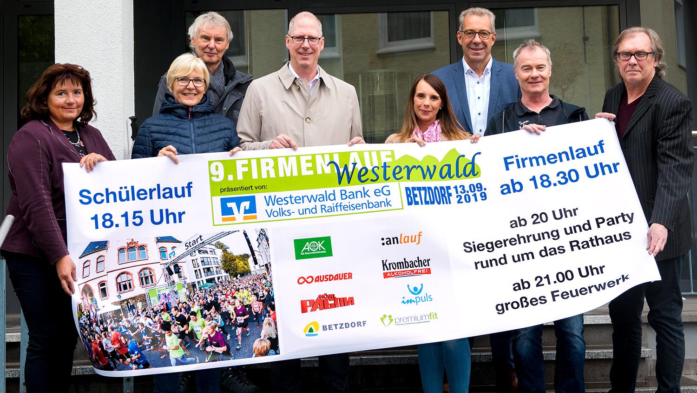 Start in die Westerwälder Firmenlauf – Saison 2019